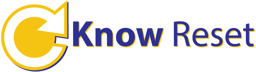 Logo-KnowReset