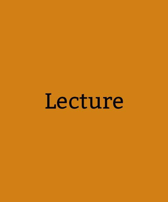 Lecture on Health Economics