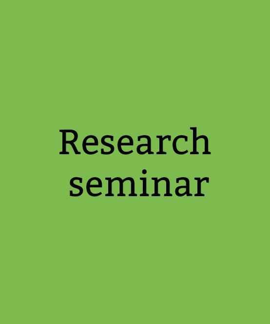 ECREB Research e-Seminar